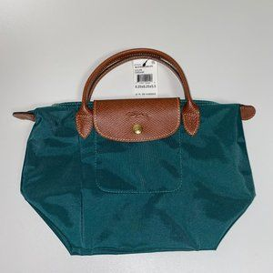 LONGCHAMP Leather Bag NEW!